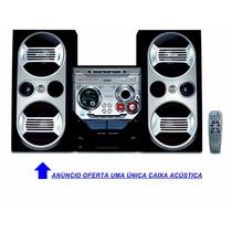 Philips Uma Caixa Acústica Fwm576 Nova Original
