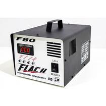 Flach F80 Fonte Automotiva Carregador Baterias Carro Barco