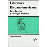 Literatura Hispanoamericana; Ángel Esteban Del Campo