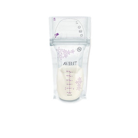 Pack Bolsa Leche Materna Philips Avent Scf603/25 6oz/180ml
