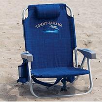 Tommy Bahama Silla De Playa Modelo Avión Con Envío Gratis!