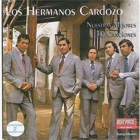 Los Hermanos Cardozo - Nuestras 30 Mejores Canciones (2 Cd)