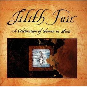 Cd Lilith Fair (2cds) Sarah Mclachlan Promo Mza!