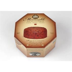 Torta Negra Galesa X 800 Grs. Envase Cartòn