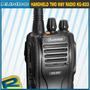 Radio Portatil Profesional Wouxun Kg-833 Uhf 450-520mhz