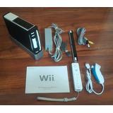 Consola Nintendo Wii / Wiimote + Nunchuk + Carnival Games
