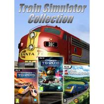 Train Simulator Collection Simulador De Trem Coleção Pc