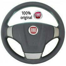 Volante Original Fiat Grand Siena Acionador De Buzina. Novo