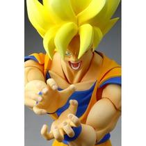 Goku Super Sayan Sayajin S.h.figuarts Dragon Ball Z- Bandai.
