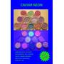 Caviar Neon Decoracion Uñas