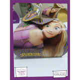 Souvenir Personaliza Cumple Caja S1 Rapunzel Enredados Nena