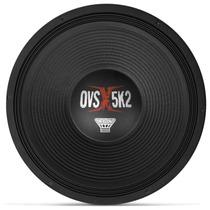 Subwoofer Oversound 15 2600w Rms P/ Caixa Target Bass Sds