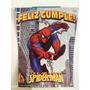 Kit Cumpleaños Del Hombre Araña $ 165 En La Zona De Belgrano