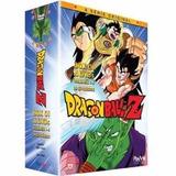 Box: Dragon Ball Z Volume 1 - A Série Original- 4 Dvds