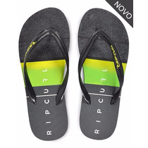 Chinelo Rip Curl Driver Verde