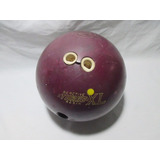 Bola De Boliche Turbo Xl Ebonite U.s.a - 7 Kilos