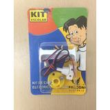 Kit De Circuito Escolar Experimento Proyectos Electrico