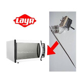Termostato Para Forno Eletrico Layr Real Clean Original