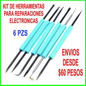 Kit De Herramientas Para Reparaciones Electronicas