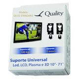 Suporte Fixo Painel Madeira Tv Monitor 10 À 71 Samsung