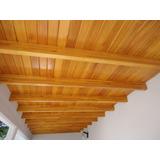 Oferta Machimbre Eucaliptus Rosado Grandis Premium 1/2x6
