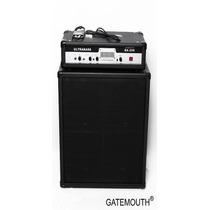 Combo Amplificador Para Contrabaixo Gatemouth 200