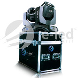 Moving Head Beam 200 Touch 5r 2 Unidades No Case Assis. Tec