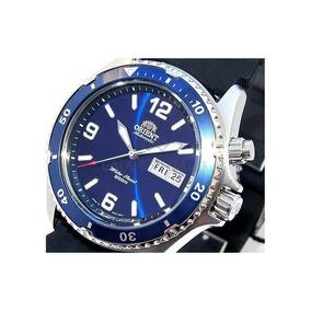 Relógio Orient Automático Fem65005dw Mostrador Azul Lindo