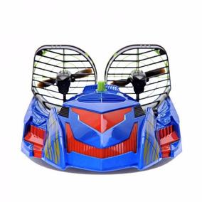Carrinho Barco Lancha Controle Remoto Hover Racer Dtc - Azul