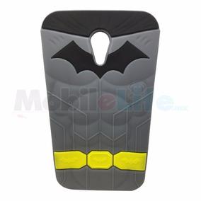 Funda Para Motorola Moto G2 Traje De Batman