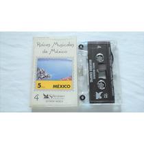 Marimba Chiapas Raices Musicales De Mexico Cassette Original