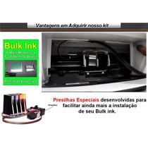 Sistema Prisma Cartuchos P/ Impressoras Hp 1510 C3180 C4280