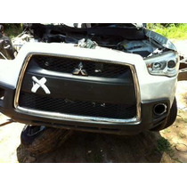 Mitsubishi Asx Sucata Motor 2.0 Modulo Radiador Pecas Eixo