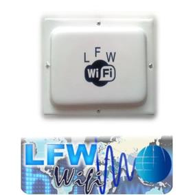 Antena Cliente Lfw-wifi 17 Dbi