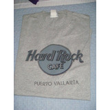 Remera Manga Corta Hard Rock Cafe Puerto Vallarta Xtra Large