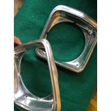 Juego Aros Faro Malibu Año 74/76. De Aluminio Indestructible