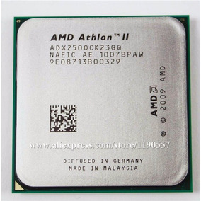 Processador Amd Athlon X2 270 3.4 Ghz 2mb Am3