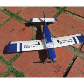 Aeromodelo Eletrico Cherokee Tb 20