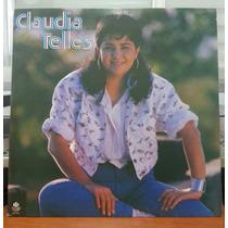 Claudia Telles - 1988 (lp Zerado)