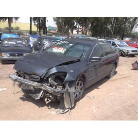 Honda Accord Desarmo Para Refacciones