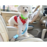 Adaptador Para Cinto De Segurança Para Cães Gatos Ajustável