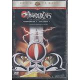 Thundercats La Serie Completa Dvd Nacional Español Latino