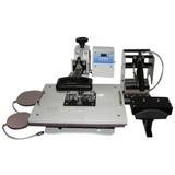 Sublimadora Digital 5 En 1+papel Transfer Y Tinta De Regalo