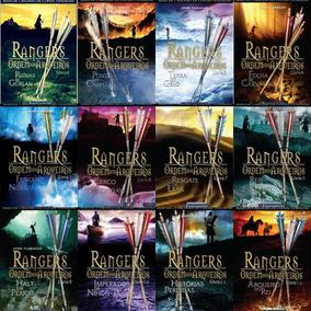 Coleção Rangers Ordem Dos Arqueiros - Vol 1-12 - 11a17 Anos