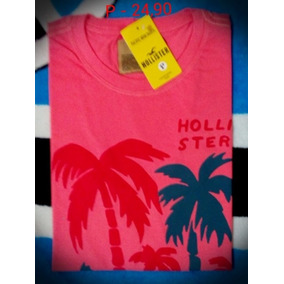 Camiseta Hollister P