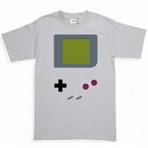 Playera Game Boy Original Casica 100% Calidad