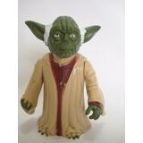 Boneco Mestre Yoda Star Wars Coleção Set Figure