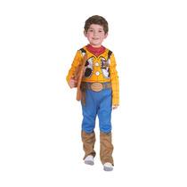 Disfraz De Niño Disney Toy Story Woody 2 A 3 Años