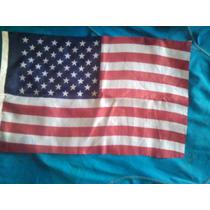 Bandera De Estados Unidos 28x47 Para Auto, Ropa,casa Y Etc