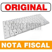 Teclado Qbex N450 N014 V022322ak1-br Branco Original